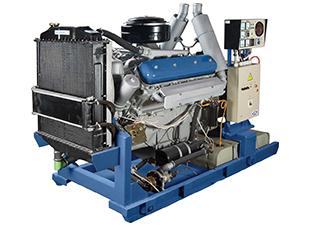 Дизельная электростанция АД-30-Т400