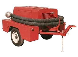 Пожарная мотопомпа МП-1600