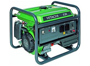 Бензиновый генератор Hitachi E24