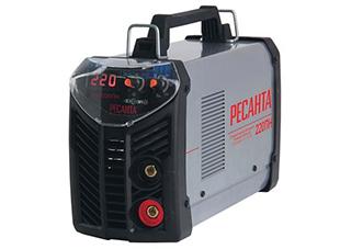 Сварочный аппарат инвертор Ресанта САИ-220 ПН